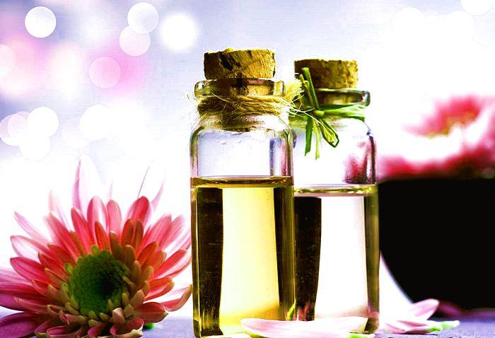 Ароматерапия и аромамасла