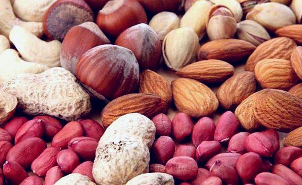 Польза орехов на организм человека
